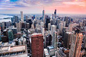 Araba kiralama Chicago, IL, ABD - Amerika Birleşik Devletleri