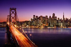 Araba kiralama San Francisco, ABD - Amerika Birleşik Devletleri