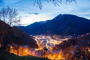 Araba kiralama Andorra La Vella, Andorra
