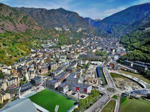 Andorra araç kiralama