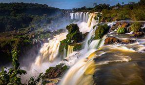 Araba kiralama Iguazu, Arjantin