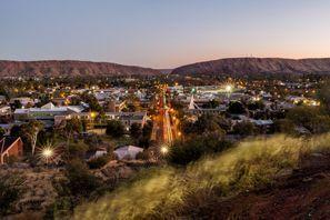 Araba kiralama Alice Springs, Avustralya