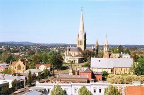 Araba kiralama Bendigo, Avustralya
