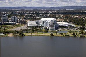 Araba kiralama Casino, Avustralya