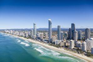 Araba kiralama Gold Coast, Avustralya