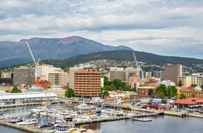 Araba kiralama Hobart, Avustralya