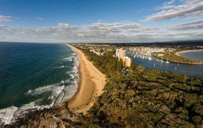 Araba kiralama Sunshine Coast, Avustralya