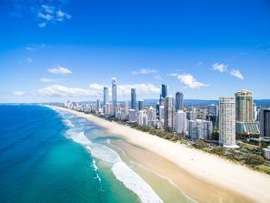 Araba kiralama Surfers Paradise, Avustralya