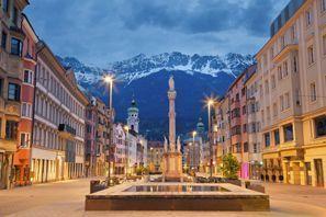 Araba kiralama Innsbruck, Avusturya