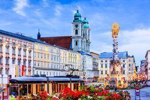 Araba kiralama Linz, Avusturya