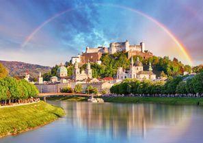 Araba kiralama Salzburg, Avusturya