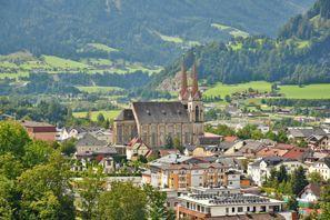 Araba kiralama St. Johann, Avusturya
