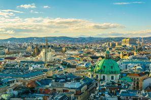 Araba kiralama Vienna, Avusturya