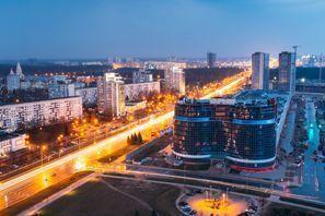 Araba kiralama Minsk, Beyaz Rusya