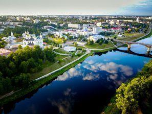 Araba kiralama Vitebsk, Beyaz Rusya