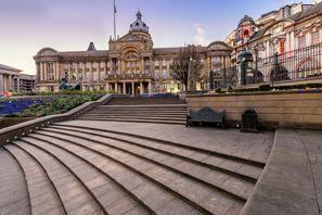 Araba kiralama Birmingham, Birleşik Krallık
