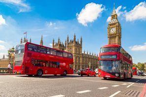 Araba kiralama London, Birleşik Krallık