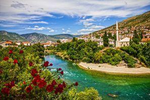 Araba kiralama Mostar, Bosna Hersek