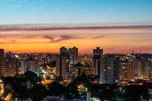 Araba kiralama Bauru, Brezilya