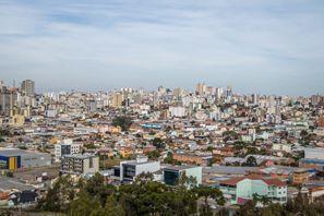Araba kiralama Caxias Do Sul, Brezilya