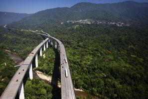 Araba kiralama Cubatao, Brezilya