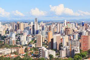 Araba kiralama Curitiba, Brezilya