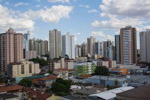Araba kiralama Goiania, Brezilya