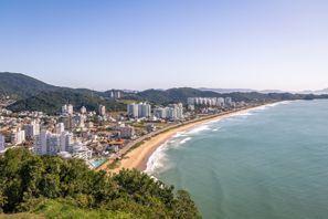 Araba kiralama Itajai, Brezilya