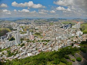 Araba kiralama Juiz de Fora, Brezilya