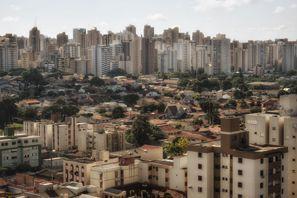 Araba kiralama Londrina, Brezilya