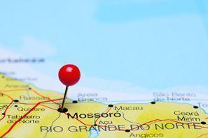 Araba kiralama Mossoro, Brezilya