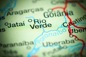 Araba kiralama Rio Verde, Brezilya