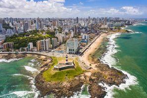Araba kiralama Salvador, Brezilya