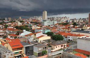 Araba kiralama Sao Caetano do Sul, Brezilya