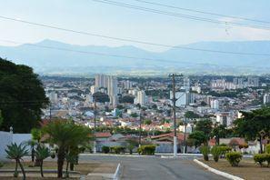 Araba kiralama Taubate, Brezilya