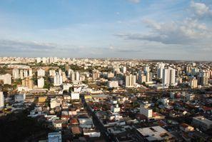 Araba kiralama Uberlandia, Brezilya