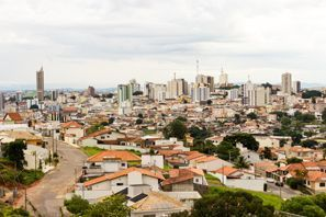 Araba kiralama Varginha, Brezilya
