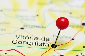 Araba kiralama Vitoria da Conquista, Brezilya