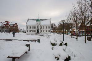 Araba kiralama Maribo, Danimarka