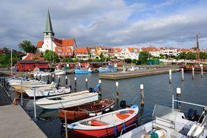 Araba kiralama Ronne, Danimarka