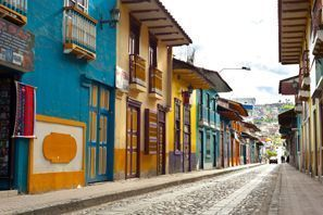 Araba kiralama Loja, Ekvador