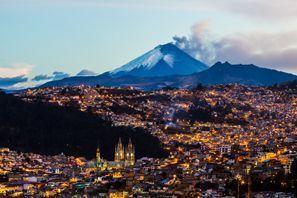 Araba kiralama Quito, Ekvador