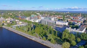Araba kiralama Parnu, Estonya