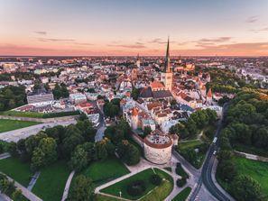 Araba kiralama Tallinn, Estonya