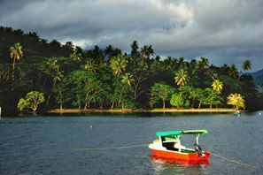 Araba kiralama Pacific Harbour, Fiji