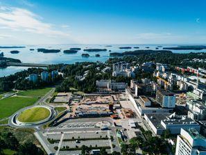 Araba kiralama Espoo, Finlandiya