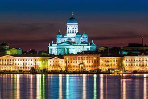 Araba kiralama Helsinki, Finlandiya