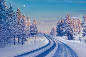 Araba kiralama Ivalo, Finlandiya