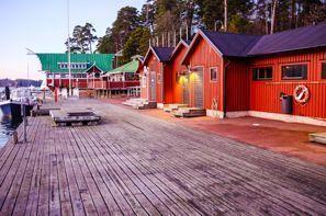 Araba kiralama Maarianhamina, Finlandiya