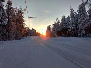 Araba kiralama Pello, Finlandiya